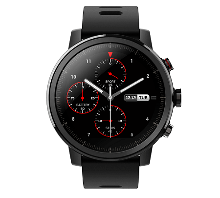 amazfit stratos specifications price and features
