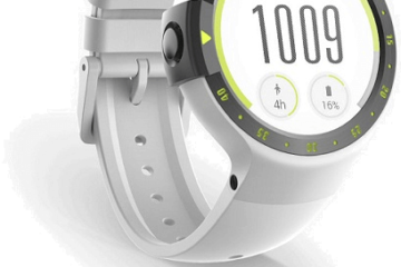Mobvoi TicWatch E Specifications