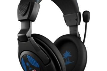 Turtle Beach Ear Force PX22 Specs