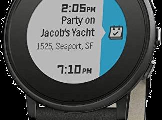 Pebble Time Round Specs