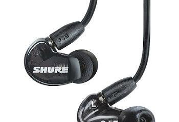 Shure SE215 Specs