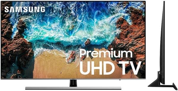 Samsung NU8000 55 Inch 4K TV