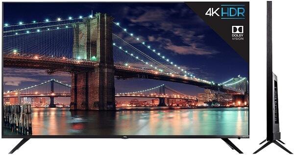 TCL 55R617 4K TV