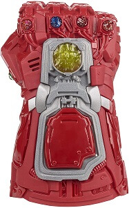Avengers Marvel Endgame Red Infinity Gauntlet Electronic Fist