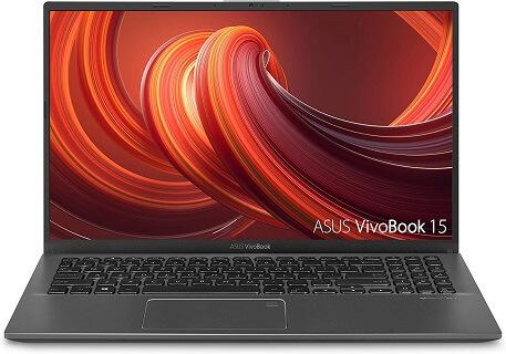 ASUS F512JA-AS34 VivoBook 15 Slim and Light SSD Notebook