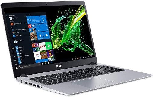Acer Aspire 5 Slim SSD Laptop