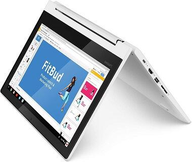 Lenovo Chromebook 2-in-1 Convertible SSD Laptop