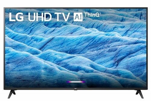 LG 55 inch TV - best smart tv under 400 dollars