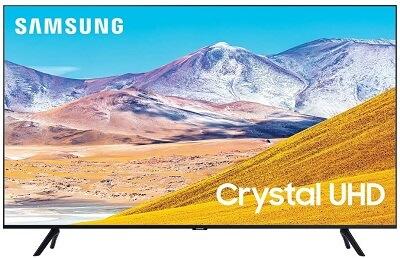 SAMSUNG 43-inch Class Crystal UHD