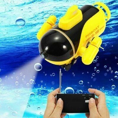 Underwater Mini RC Drone