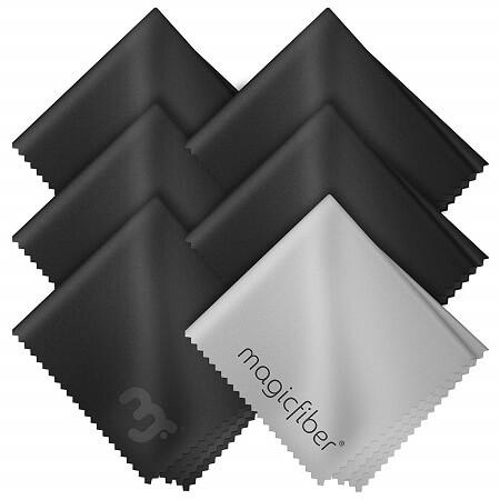 Magicfibre microfibre cloth