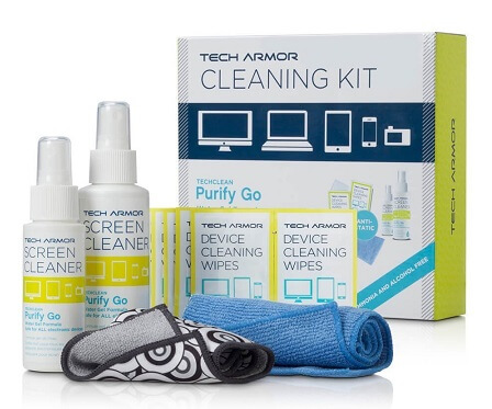 Tech armor cleaning kit