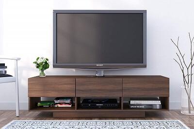 nexera tv stand