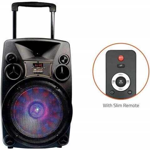 trolly speakers