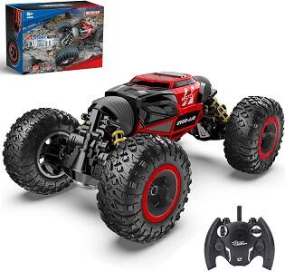 BEZGAR 15 Toy Grade Remote Control Crawler