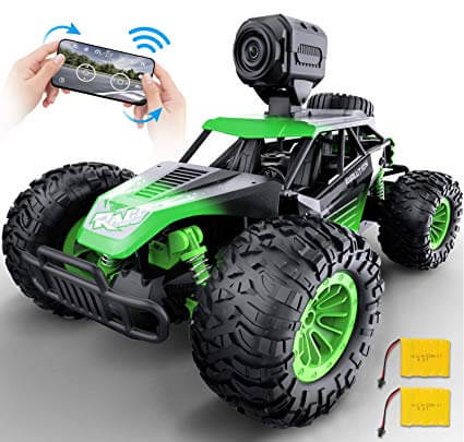 Gizmovine RC car with camera
