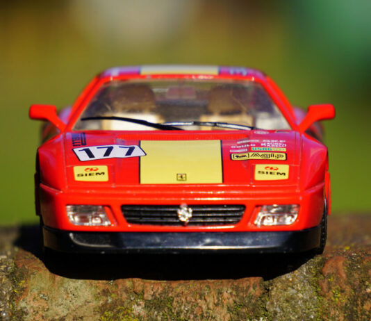 Different types of rc cars