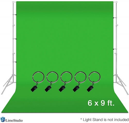 Limostudio background for green screen