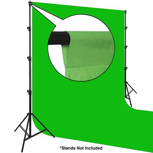 Prism chroma green screen backdrop
