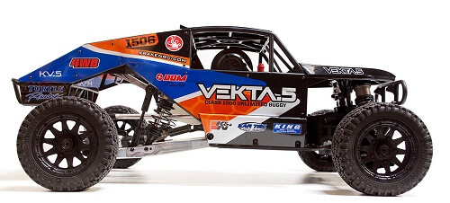 Vekta remote control car
