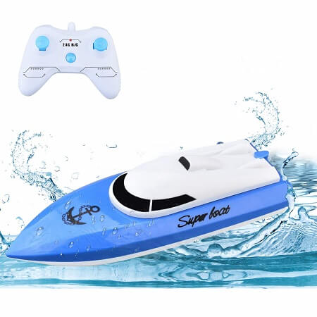 WomToy RC Boat