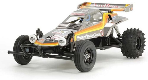 expensive RC car from Tamiya
