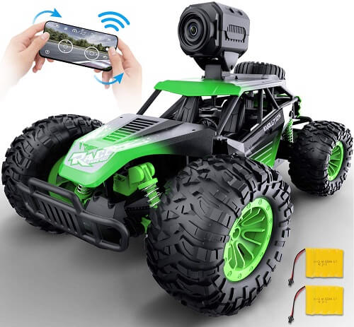 rc cars with camera