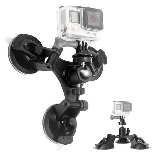 suction cup tripods
