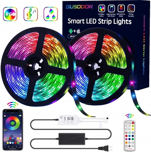 LED strip for outdoor