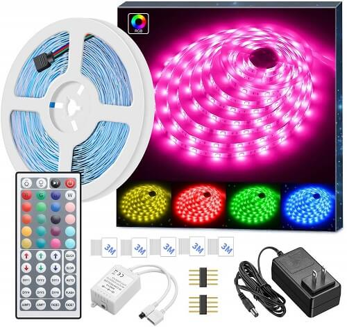 Minger LED strip