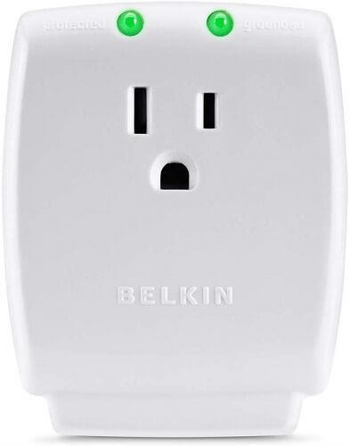 Belkin Single Outlet Surge protector