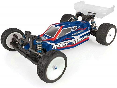 Team associated old RC car brand