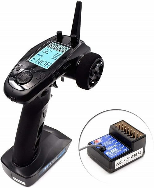 Flysky FS-GT5 Best RC car transmitter