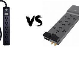 Power strip vs Surge Protectors
