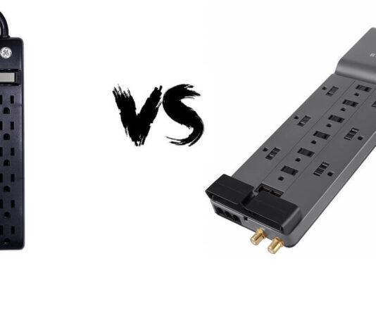 Power strip vs Surge Protectors