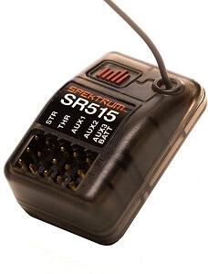 Spektrum SR515 5-Channel 2.4GHz DSMR RC Sport Receiver