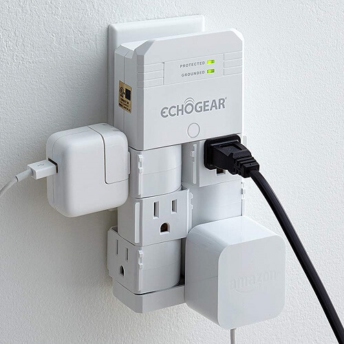 WALL MOUNT SURGE PROTECTOR
