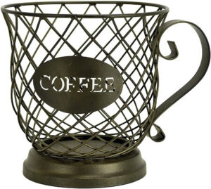 Display Coffee Pod Holder