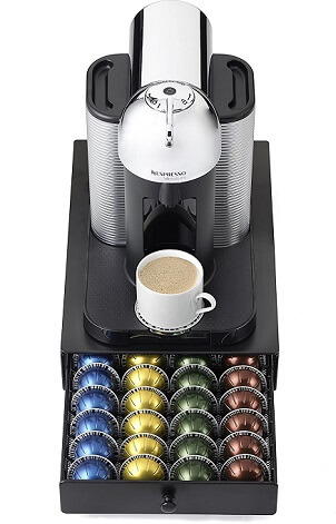 NIFTY Nespresso Store 40 Large or Small Pods Vertuoline Capsule