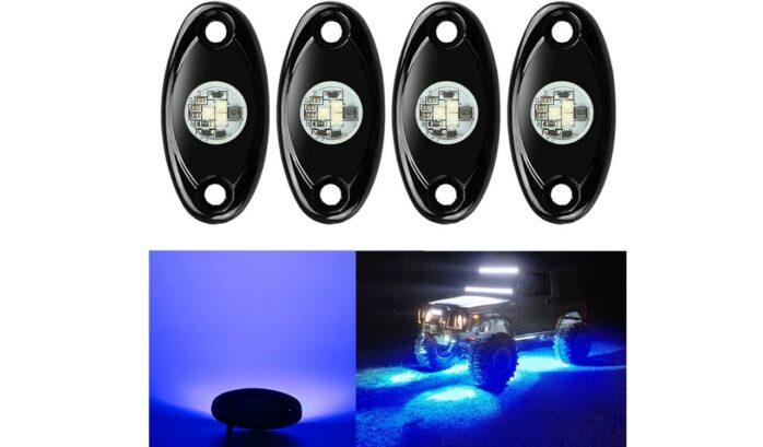 Ampper LED Rock Lights