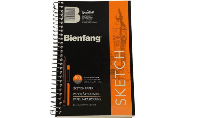 Bienfang R237104 Sketchbook