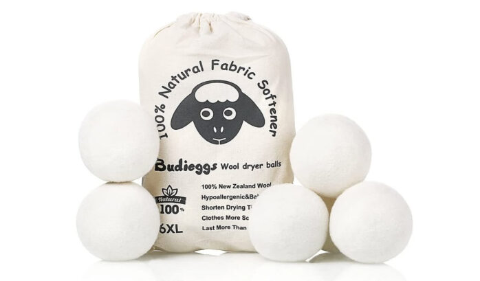 Budieggs Wool Dryer Balls