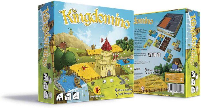 Kingdomino Award Winning Family Strategy Board Game