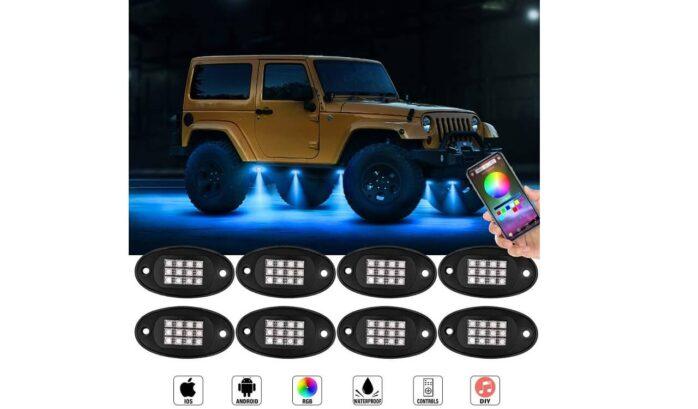 LncBoc RGB LED