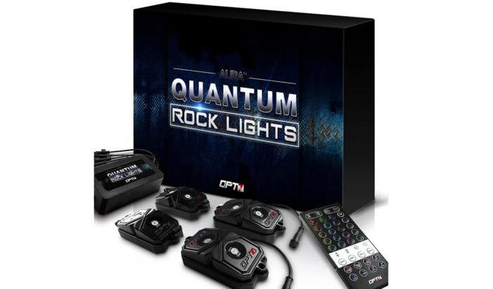 OPT7 LED Rock Lights