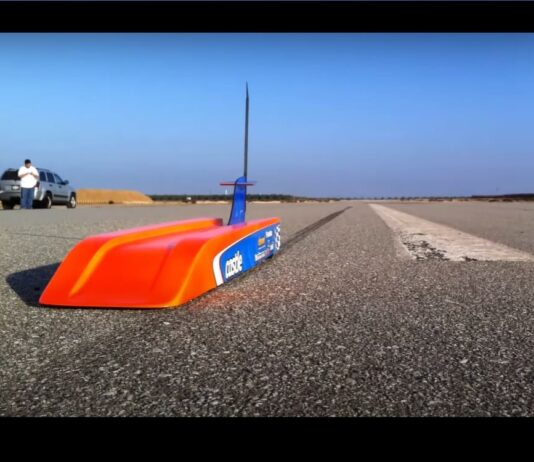 rc bullet- fastest rc car in the world