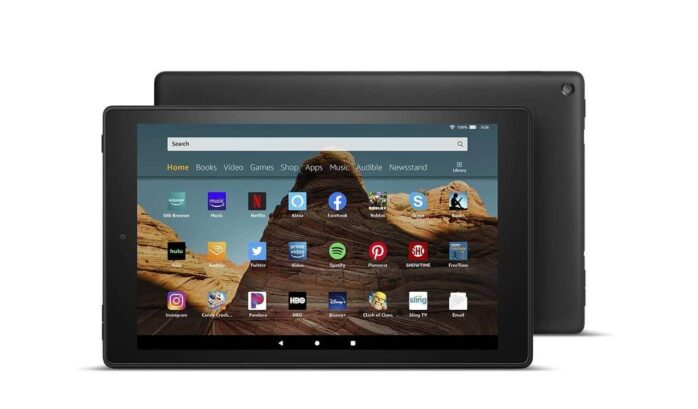 Amazon Fire Tablet HD 10 Inch