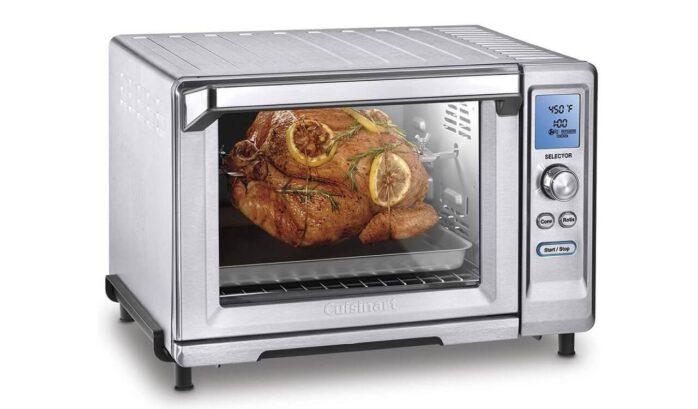 Cuisinart TOB-200 Rotisserie 6 slice Toaster Oven
