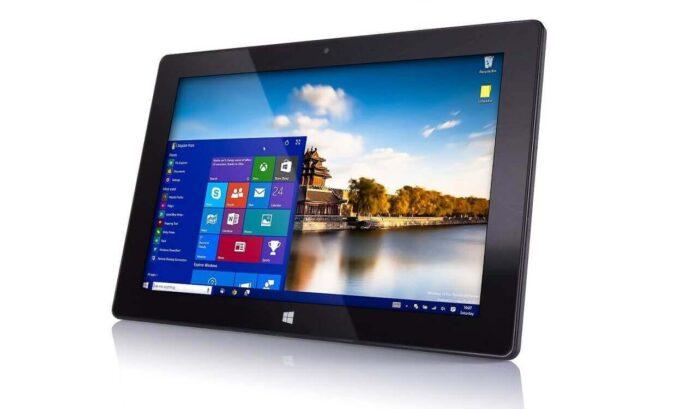 Fusion5 Ultra Slim Windows 10 Inch Tablet