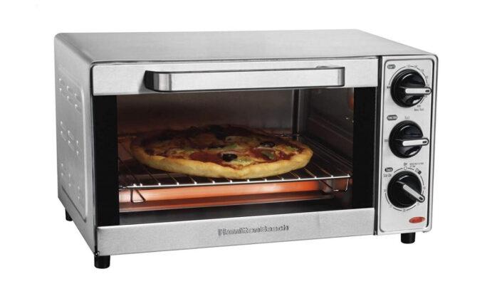 Hamilton Beach Countertop 4-Slice Capactiy Oven
